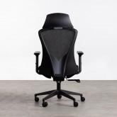 Bürostuhl mit verstellbarer Kopfstütze Dera, Miniaturansicht 5
