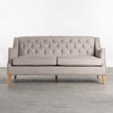 Sofa 3-Sitzer- in Kunstleder Principessa, Miniaturansicht 1