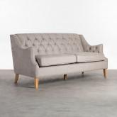 Sofa 3-Sitzer- in Kunstleder Principessa, Miniaturansicht 2