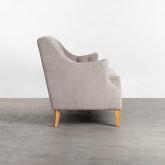 Sofa 3-Sitzer- in Kunstleder Principessa, Miniaturansicht 3
