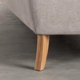 Sofa 3-Sitzer- in Kunstleder Principessa, Miniaturansicht 5