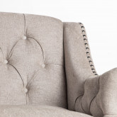 Sofa 3-Sitzer- in Kunstleder Principessa, Miniaturansicht 6
