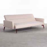 3-Sitzer Schlafsofa aus Stoff Natsu, Miniaturansicht 3