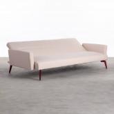 3-Sitzer Schlafsofa aus Stoff Natsu, Miniaturansicht 4