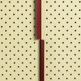 Niedriges Sideboard aus laminierten Stahl mit 2 Türen Kepa, Miniaturansicht 7