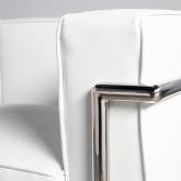 Sofa 2-Sitzer- in Kunstleder Mera, Miniaturansicht 7