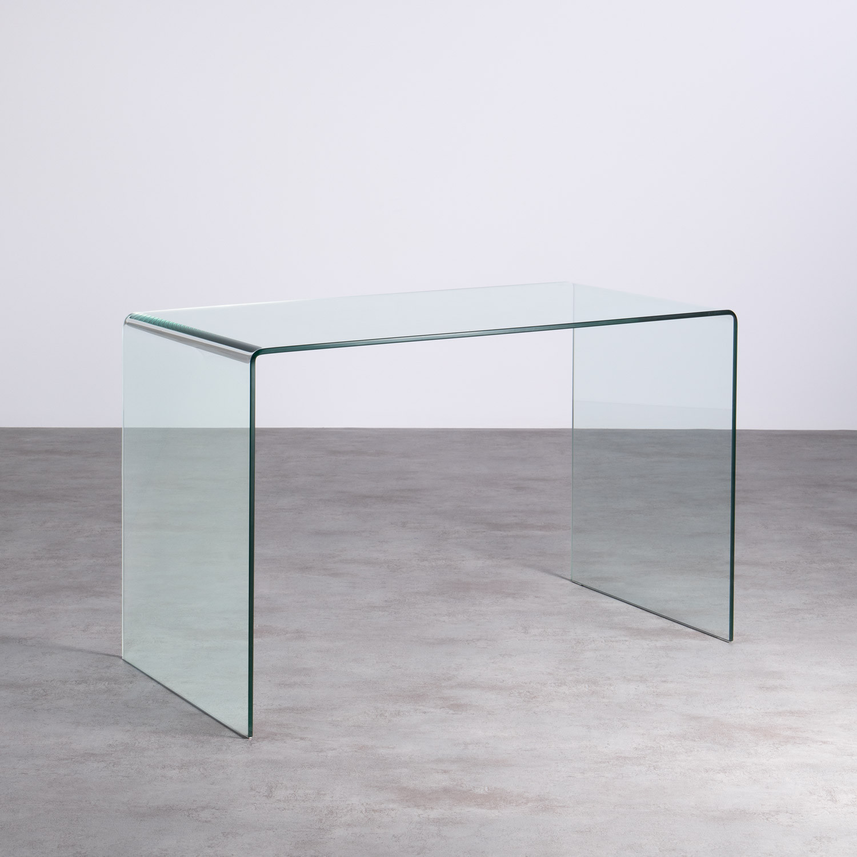 Konsole aus gehärtetem Glas (120x60 cm) Frigo, Galeriebild 1