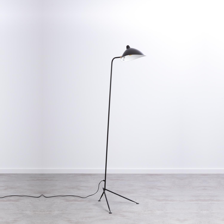 Stehlampe aus Stahl Expansion Floor 1, Galeriebild 1