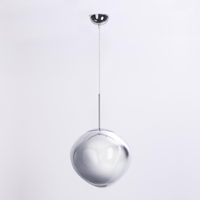 Lampe aus PVC Gota 48, Galeriebild 1