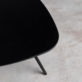 Beistelltisch Dreieckig aus MDF (53x63 cm) Kam, Miniaturansicht 7