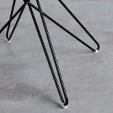 Esszimmerstuhl aus Polypropylen und Stahl Buk, Miniaturansicht 10