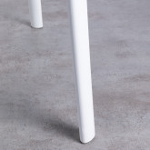 Esszimmertisch Rechteckig aus MDF und Polypropylen (120x80 cm) Abi, Miniaturansicht 5