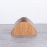 Nest Bett aus Holz und Stoff für Hunde und Katzen Prico , Miniaturansicht 4