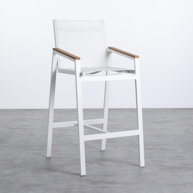 Barhocker aus Aluminium Korce (71 cm), Galeriebild 1