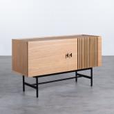 Sideboard aus Holz Willy, Miniaturansicht 1