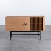 Sideboard aus Holz Willy, Miniaturansicht 4
