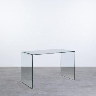 Konsole aus gehärtetem Glas (120x60 cm) Frigo