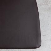 Quadratischer Kissen aus Kunstleder für Stuhl Industrial, Miniaturansicht 5