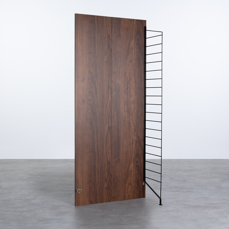 Einseitige Struktur für Modulregal Omar , Galeriebild 1