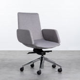 Verstellbarer Bürostuhl mit Räder Wall, Miniaturansicht 1