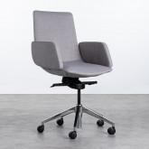 Verstellbarer Bürostuhl mit Räder Wall, Miniaturansicht 3