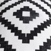 Kissenbezug Rechteckig aus Baumwolle (30x50 cm) Lauss, Miniaturansicht 4
