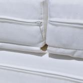 Verstellbare Doppel-Liege aus Aluminium und Stoff Kewin, Miniaturansicht 12