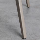 Outdoor Stuhl aus Aluminium und Seil Xile, Miniaturansicht 5