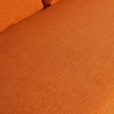 Sofa Chaiselongue links 4-Sitzer- aus Stoff Ynzha, Miniaturansicht 5