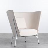 Sessel aus Stoff Bhlok, Miniaturansicht 1