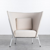 Sessel aus Stoff Bhlok, Miniaturansicht 5