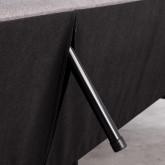 Bettsofa 3-Sitzer- in Textil Starky, Miniaturansicht 9