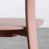 Outdoor Stuhl aus Polypropylen Dasi Lisa, Miniaturansicht 5