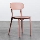 Outdoor Stuhl aus Polypropylen Dasi Lisa, Miniaturansicht 1