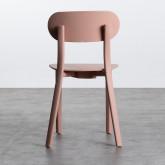 Outdoor Stuhl aus Polypropylen Dasi Lisa, Miniaturansicht 4