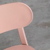 Outdoor Stuhl aus Polypropylen Dasi Lisa, Miniaturansicht 6