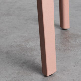Outdoor Stuhl aus Polypropylen Dasi Lisa, Miniaturansicht 7