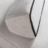 Sofa Chaiselongue rechts 4-Sitzer- aus Stoff Vogle, Miniaturansicht 6