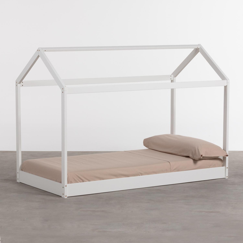 Bett aus Holz Casita Emma für Matraze 90 cm, Galeriebild 1