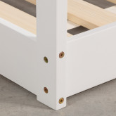 Bett aus Holz Casita Emma für Matraze 90 cm, Miniaturansicht 5