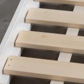 Bett aus Holz Casita Emma für Matraze 90 cm, Miniaturansicht 6