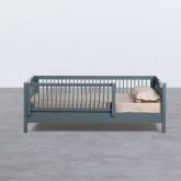 Kinderbett aus Holz Odam für Matratze 110cm, Miniaturansicht 4