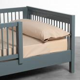 Kinderbett aus Holz Odam für Matratze 110cm, Miniaturansicht 5