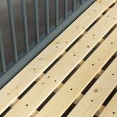 Kinderbett aus Holz Odam für Matratze 110cm, Miniaturansicht 7
