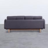 Sofa 3-Sitzer- in Textil Linsi, Miniaturansicht 3