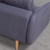 Sofa 3-Sitzer- in Textil Linsi, Miniaturansicht 4