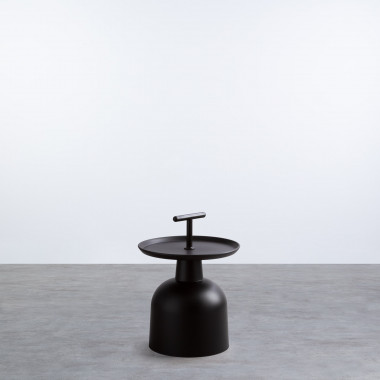 Beistelltisch Rund aus Polypropylen (Ø42 cm) Balance