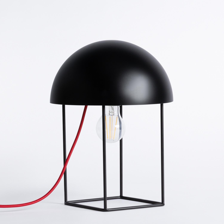 Tischlampe aus Metall Ernest, Galeriebild 1