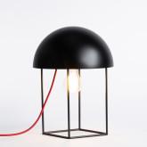 Tischlampe aus Metall Ernest, Miniaturansicht 2