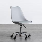 Verstellbarer Bürostuhl mit Räder Freya Scriva, Miniaturansicht 1